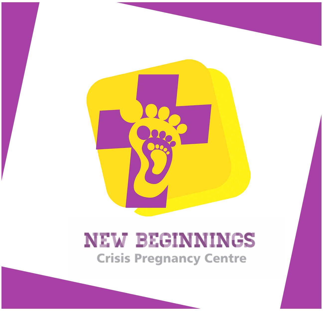 New Begining Pregnancy Crisis Center Logo